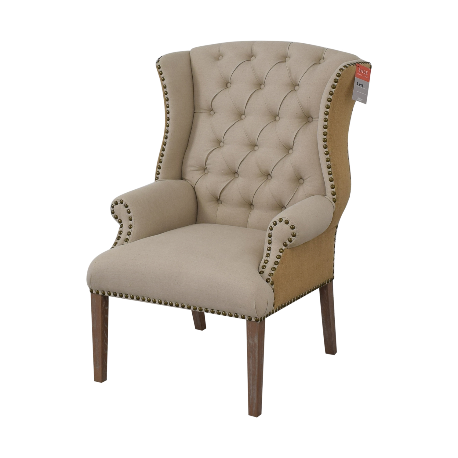 Hickory Chair Hickory Chair Traditional Lounge Chair coupon
