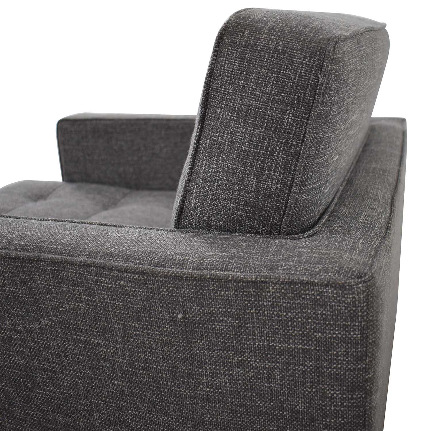 buy Control Brand Mid Century Lounge Chair Control Brand Accent Chairs