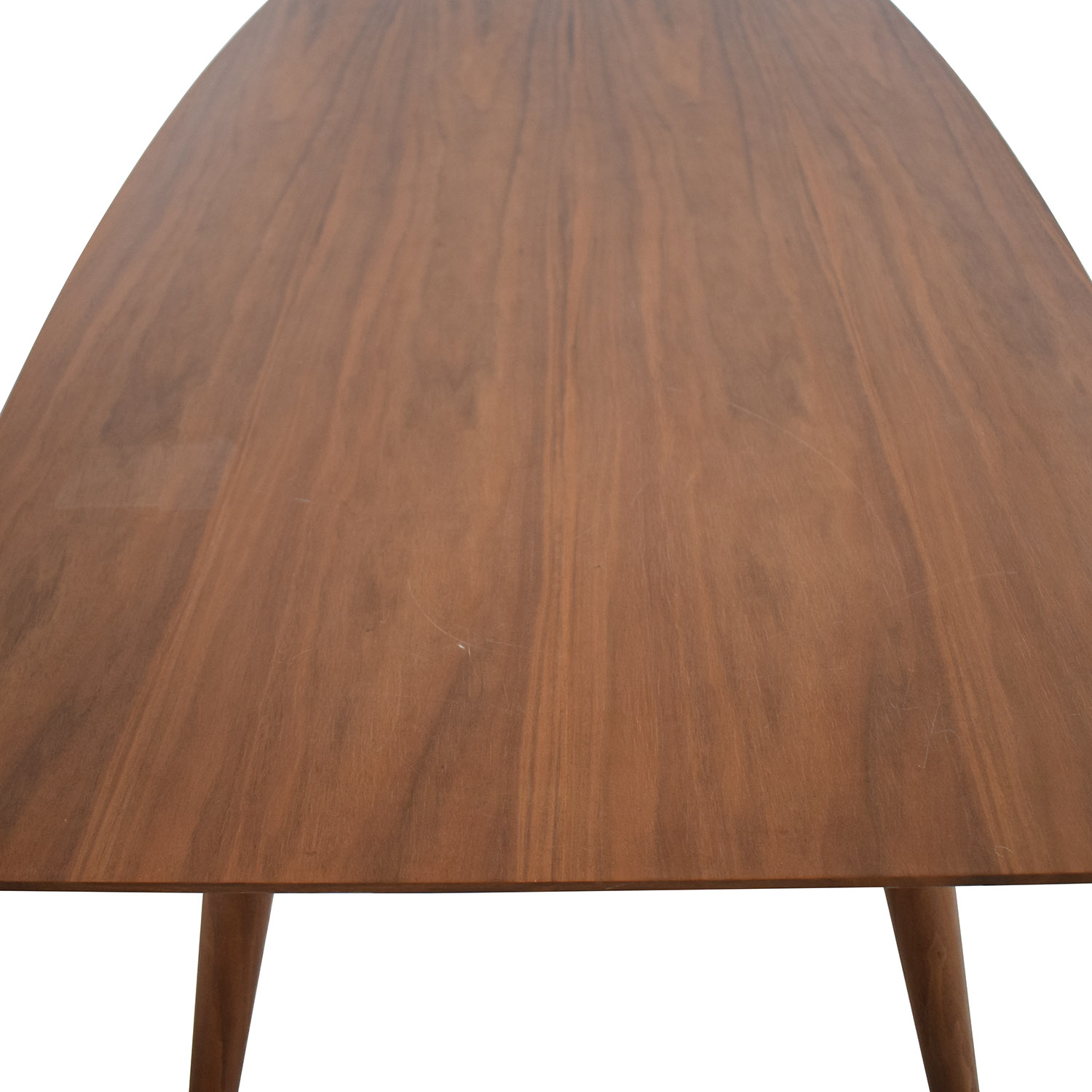 Eurø Style Euro Style Mid Century Dining Table for sale