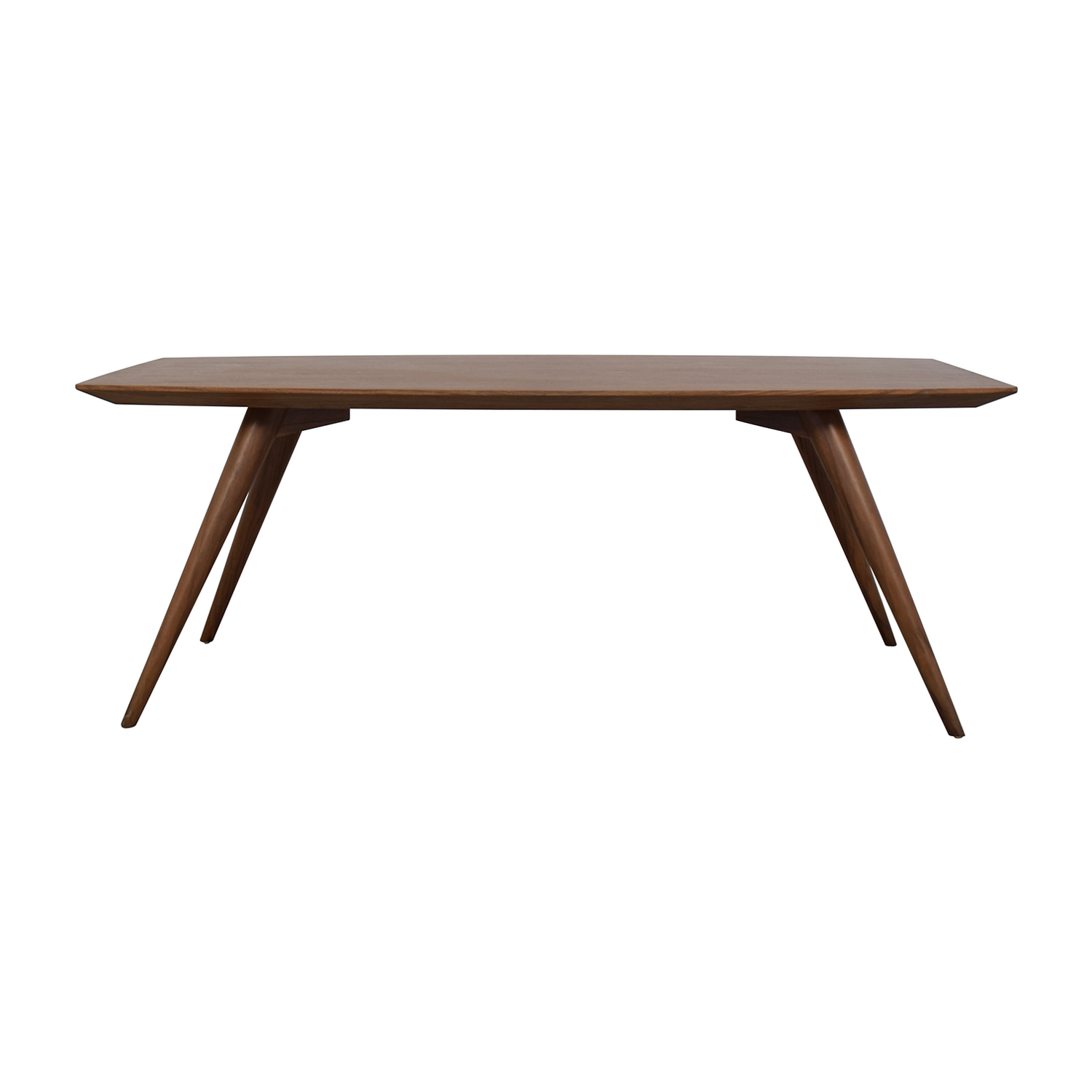 Control Brand Control Brand Mid Century Dining Table nj