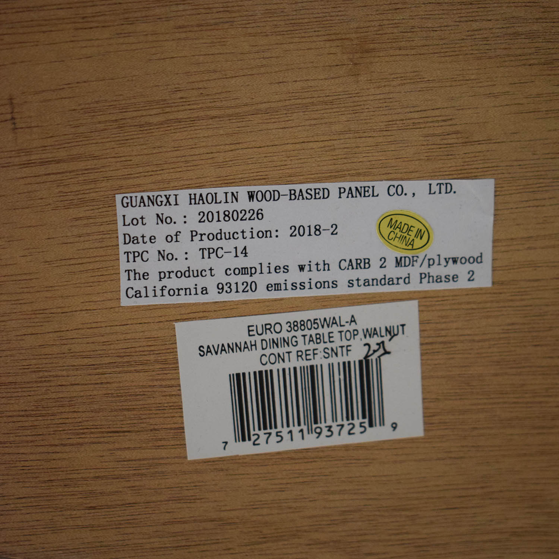 Control Brand Control Brand Mid Century Dining Table price
