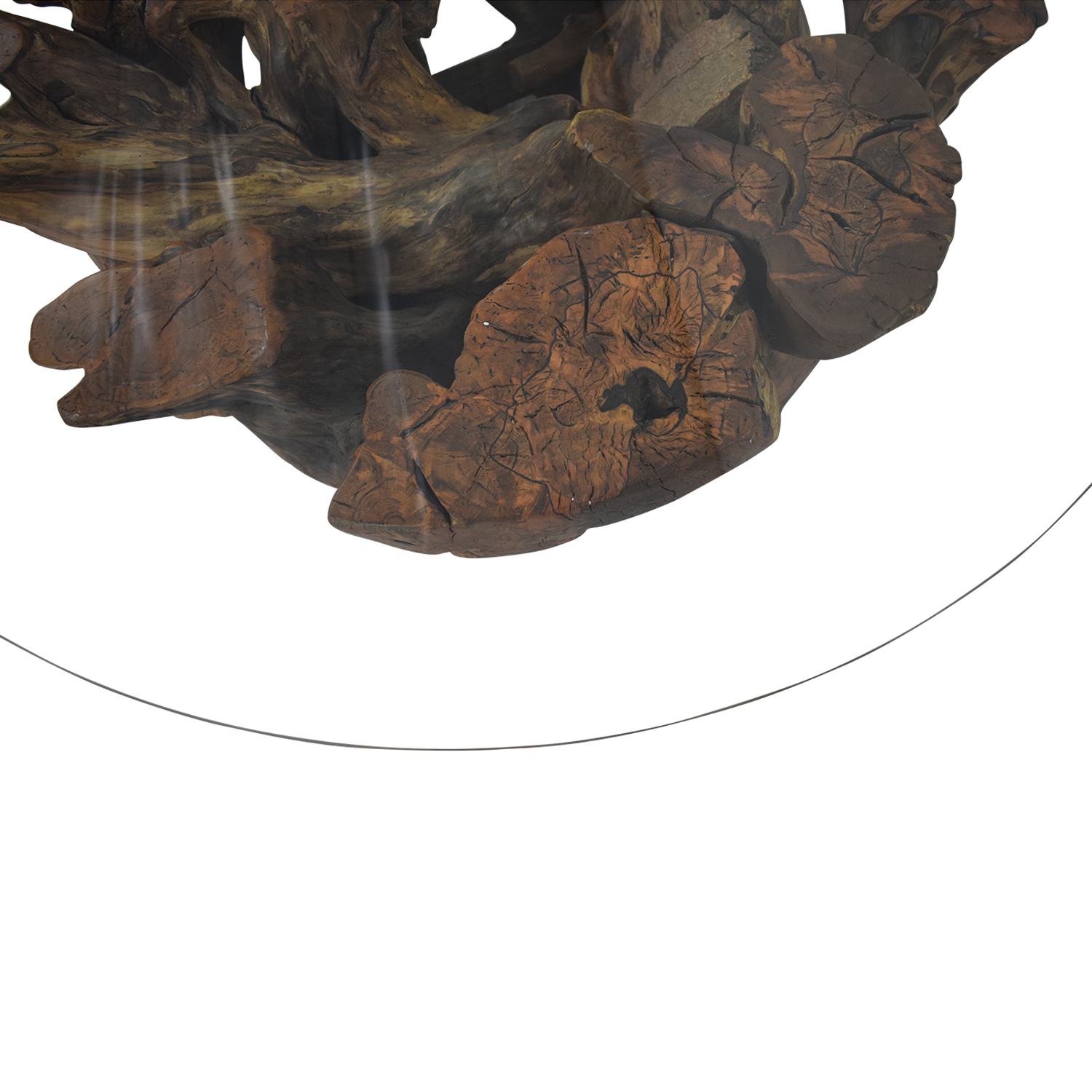buy Control Brand Wooden Tree Trunk Coffee Table Control Brand Coffee Tables