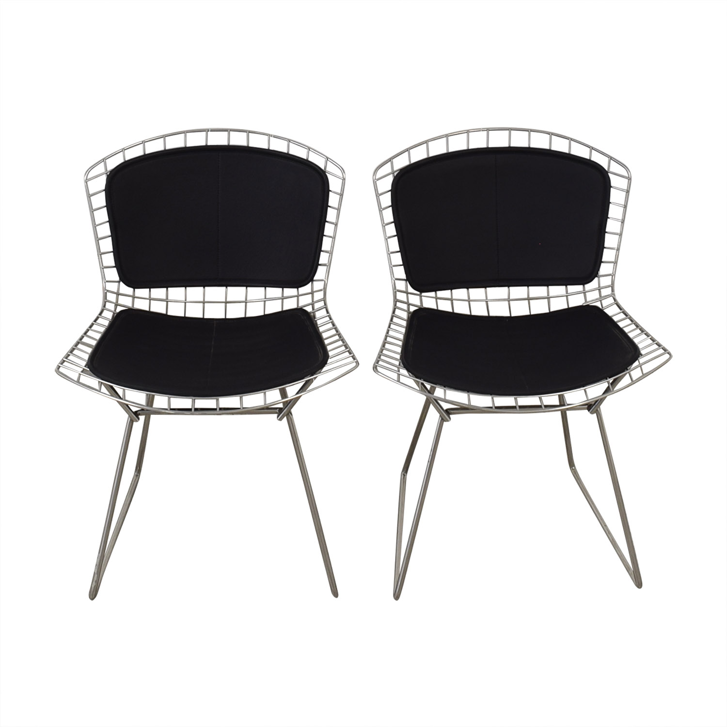Control Brand Bertoia-Style Chairs / Chairs