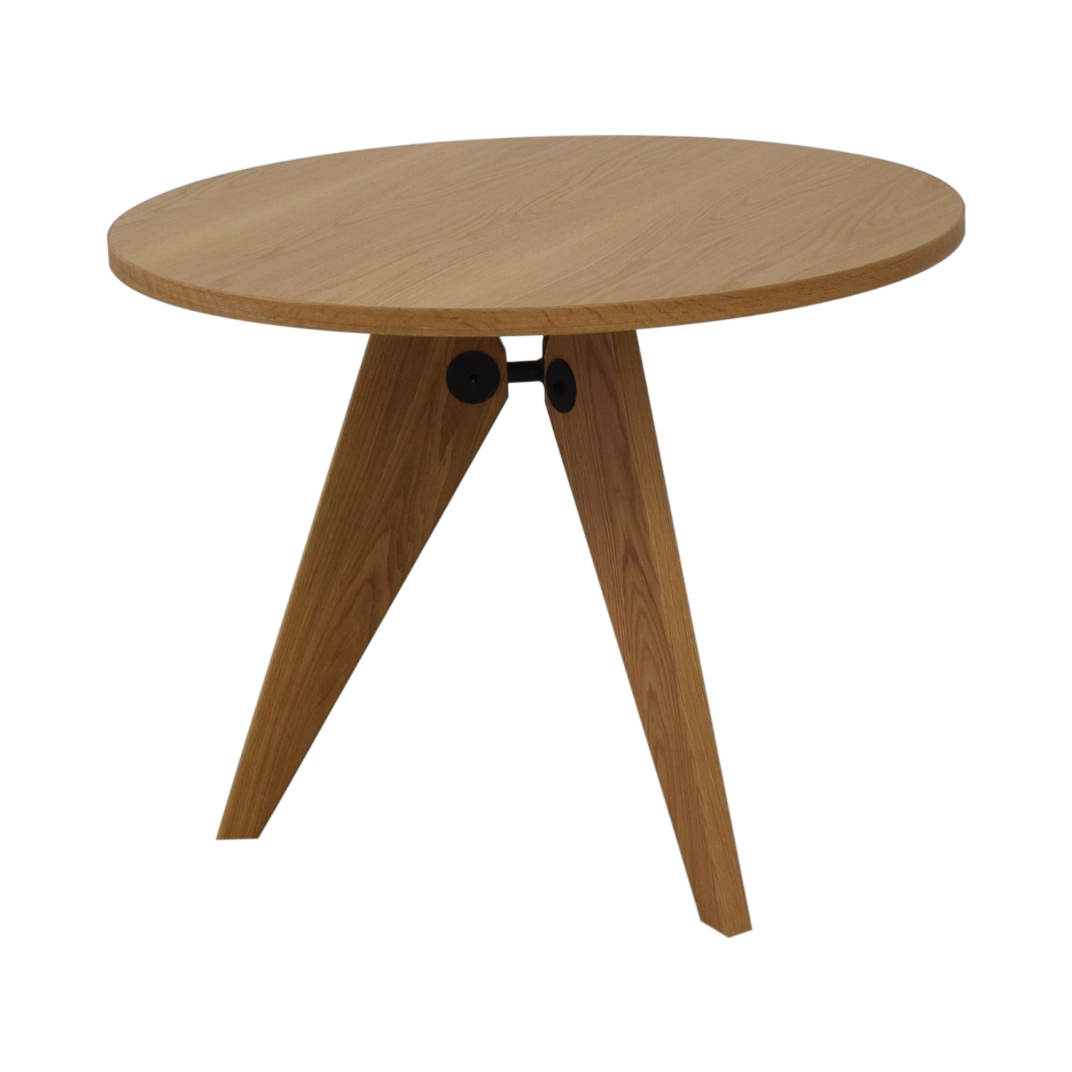 Control Brand Control Brand Mid Century Dining Table second hand
