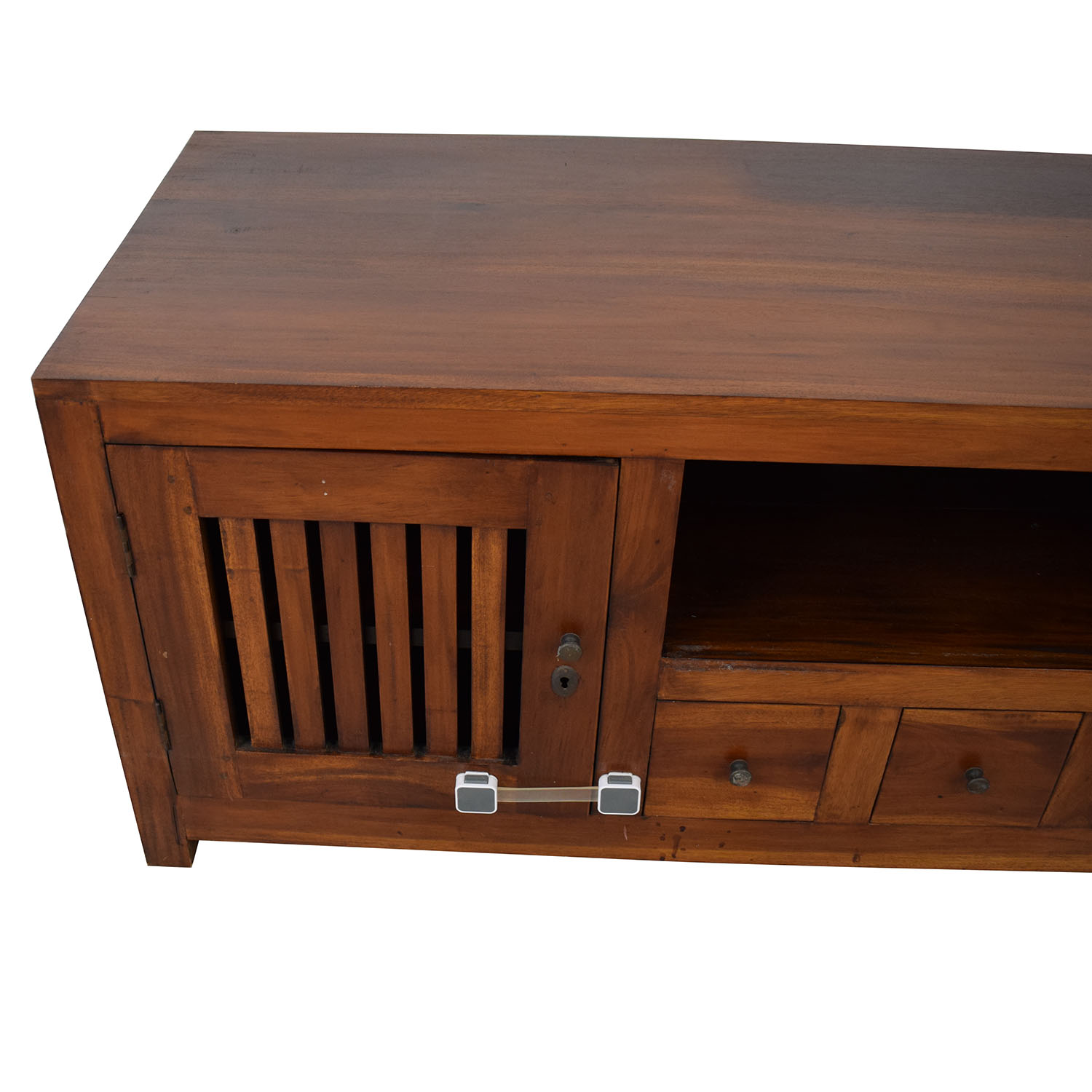 Teak Entertainment Center sale