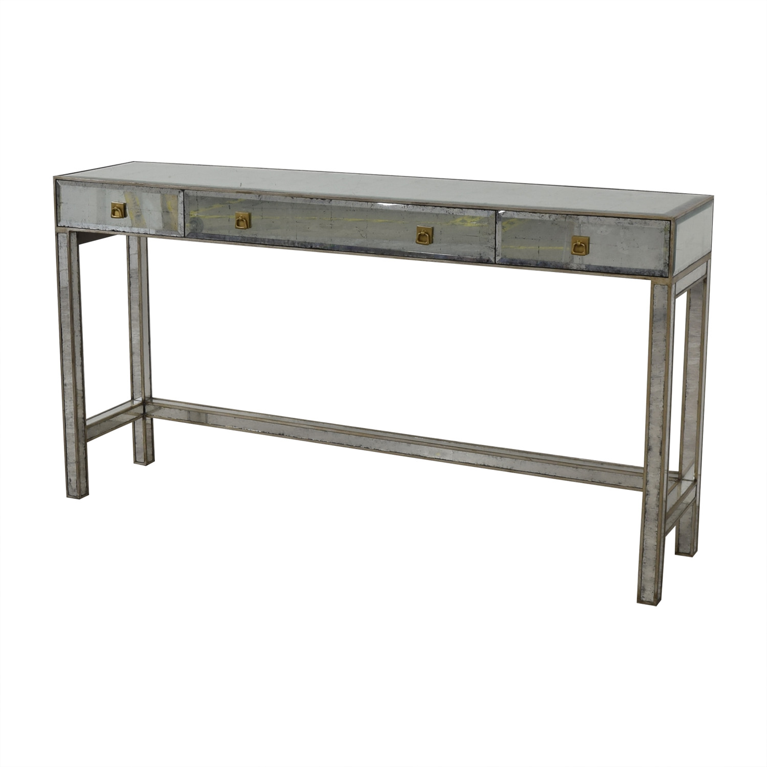 Safavieh Safavieh Mirrored Console Table dimensions