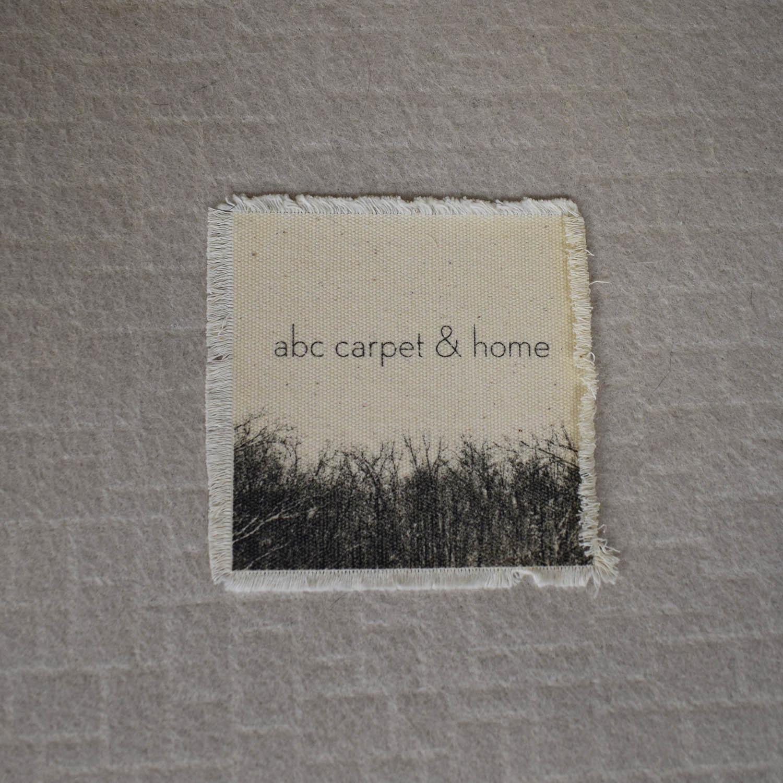 ABC Carpet & Home ABC Carpet & Home Modern Condo Sectional Sofa on sale