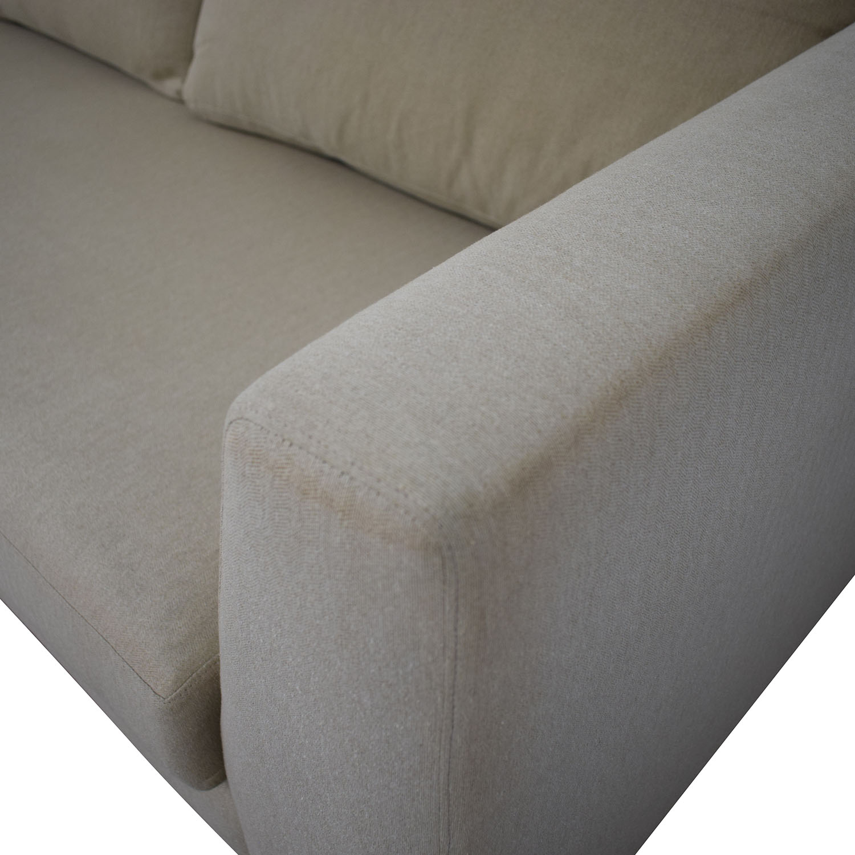 ABC Carpet & Home ABC Carpet & Home Modern Condo Sectional Sofa price