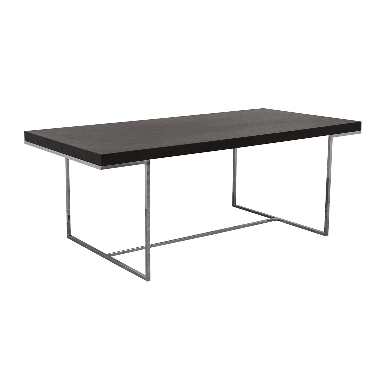 buy Tui Lifestyle Tui Lifestyle Wood Large Dining Table online