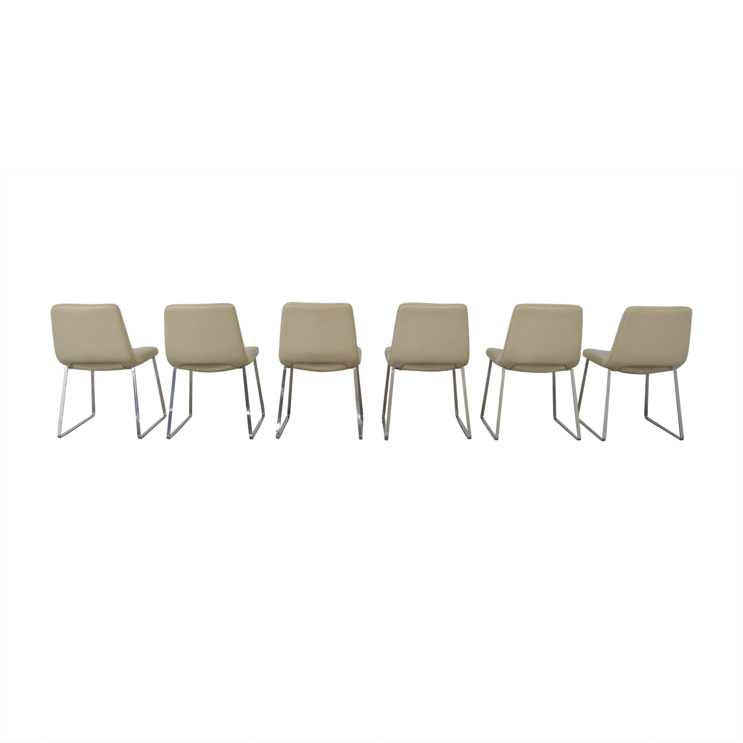 buy Tui Lifestyle Leather Dining Chair Set Tui Lifestyle Dining Chairs