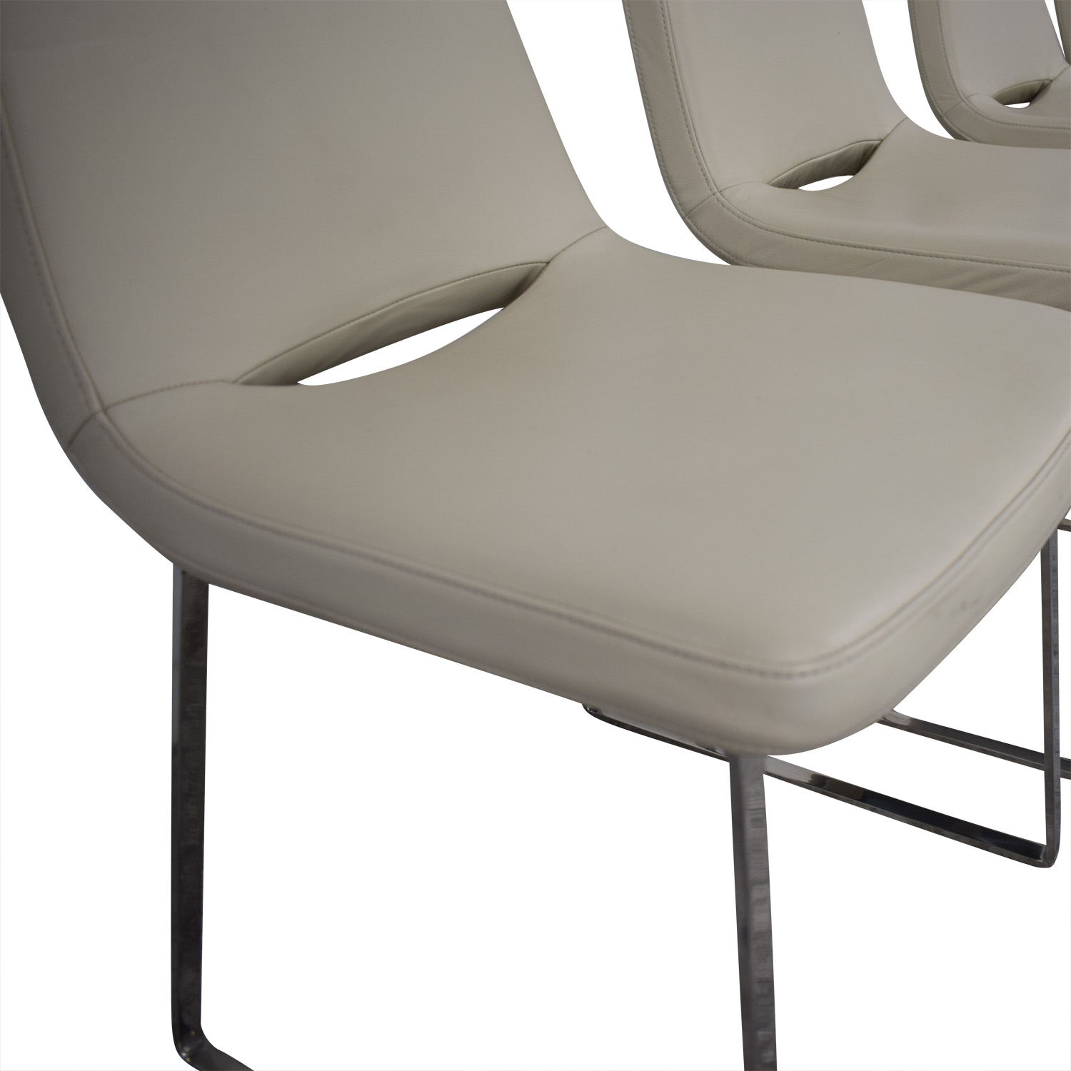 buy Tui Lifestyle Tui Lifestyle Leather Dining Chair Set online