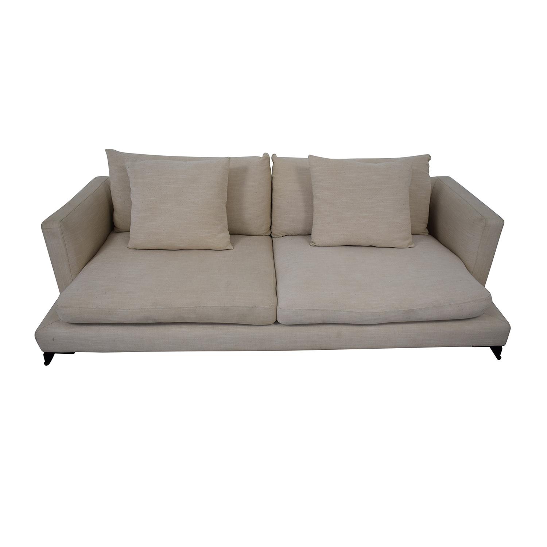 Tui Lifestyle Lazy Plush Sofa sale