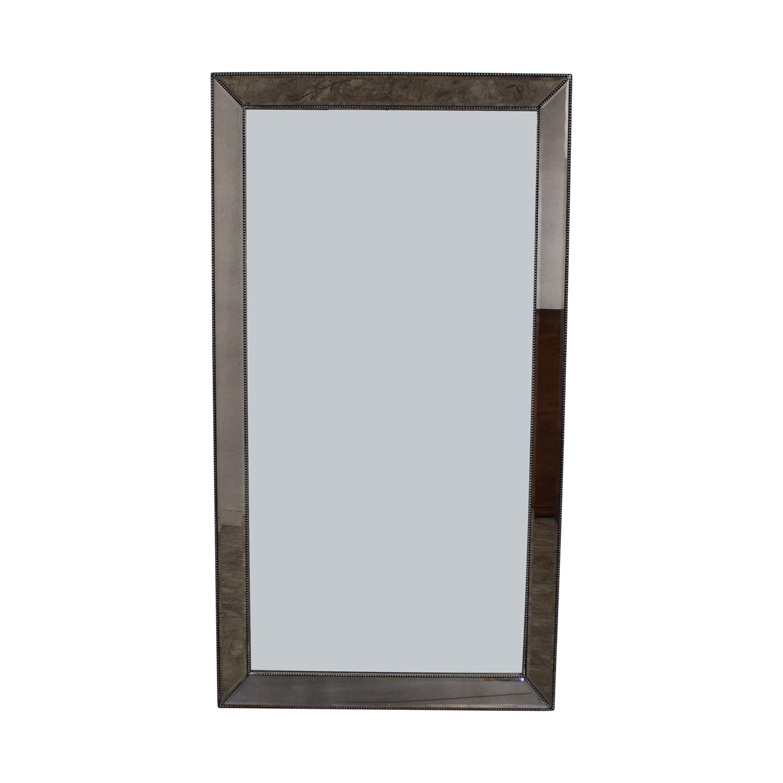 Z Gallerie Omni Leaner Mirror Z Gallerie
