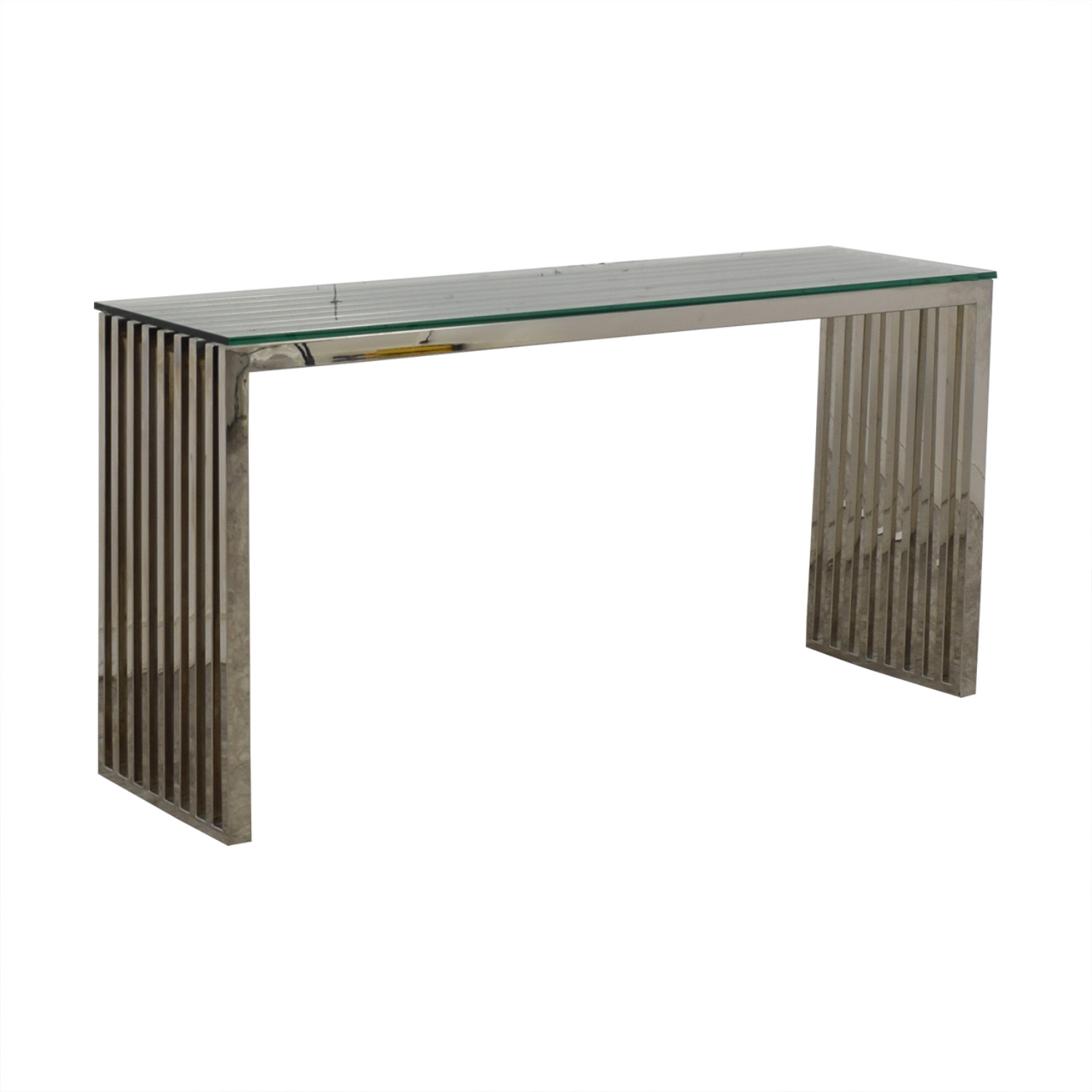Tui Lifestyle Stainless Steel Console / Accent Tables