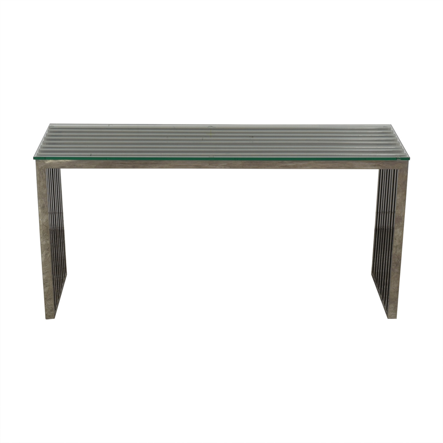 Tui Lifestyle Tui Lifestyle Stainless Steel Console dimensions