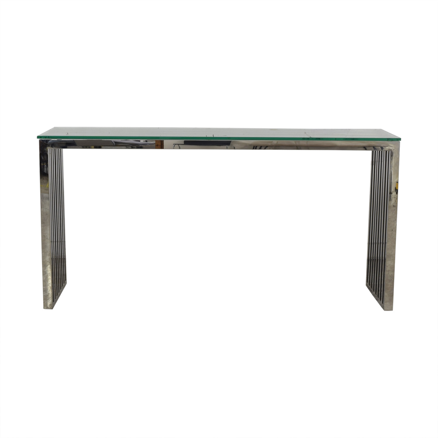 shop Tui Lifestyle Stainless Steel Console Tui Lifestyle Tables
