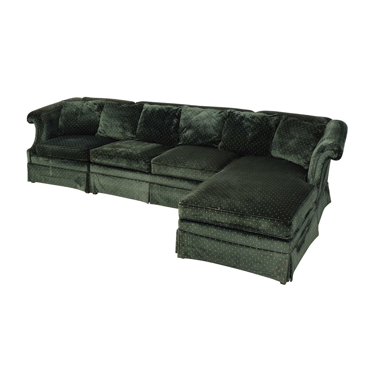 Hickory Tavern Furniture Hickory Tavern Furniture Three Piece Sectional Sofa nj