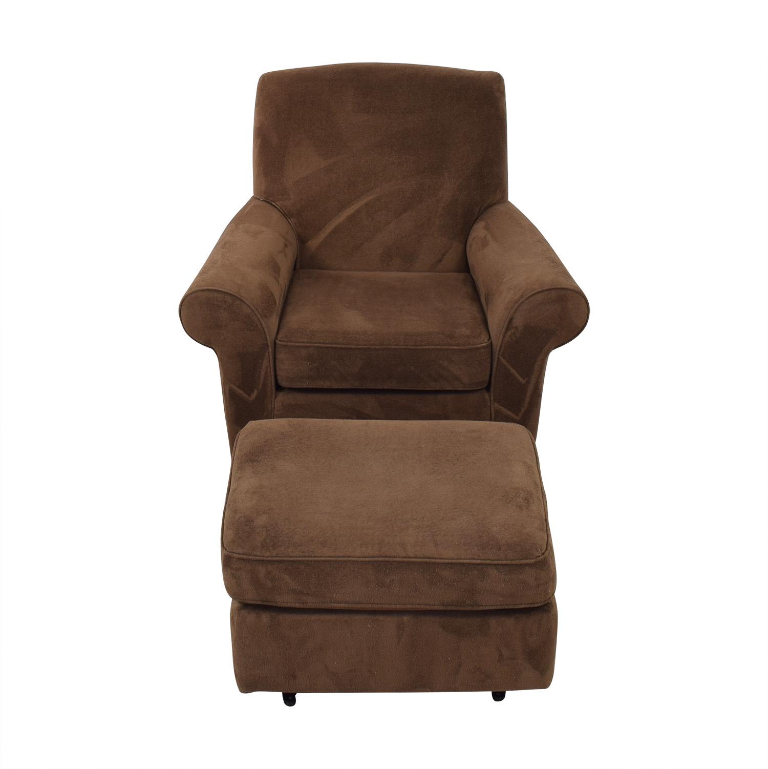 Best Chairs Mandy Swivel Glider and Ottoman sale
