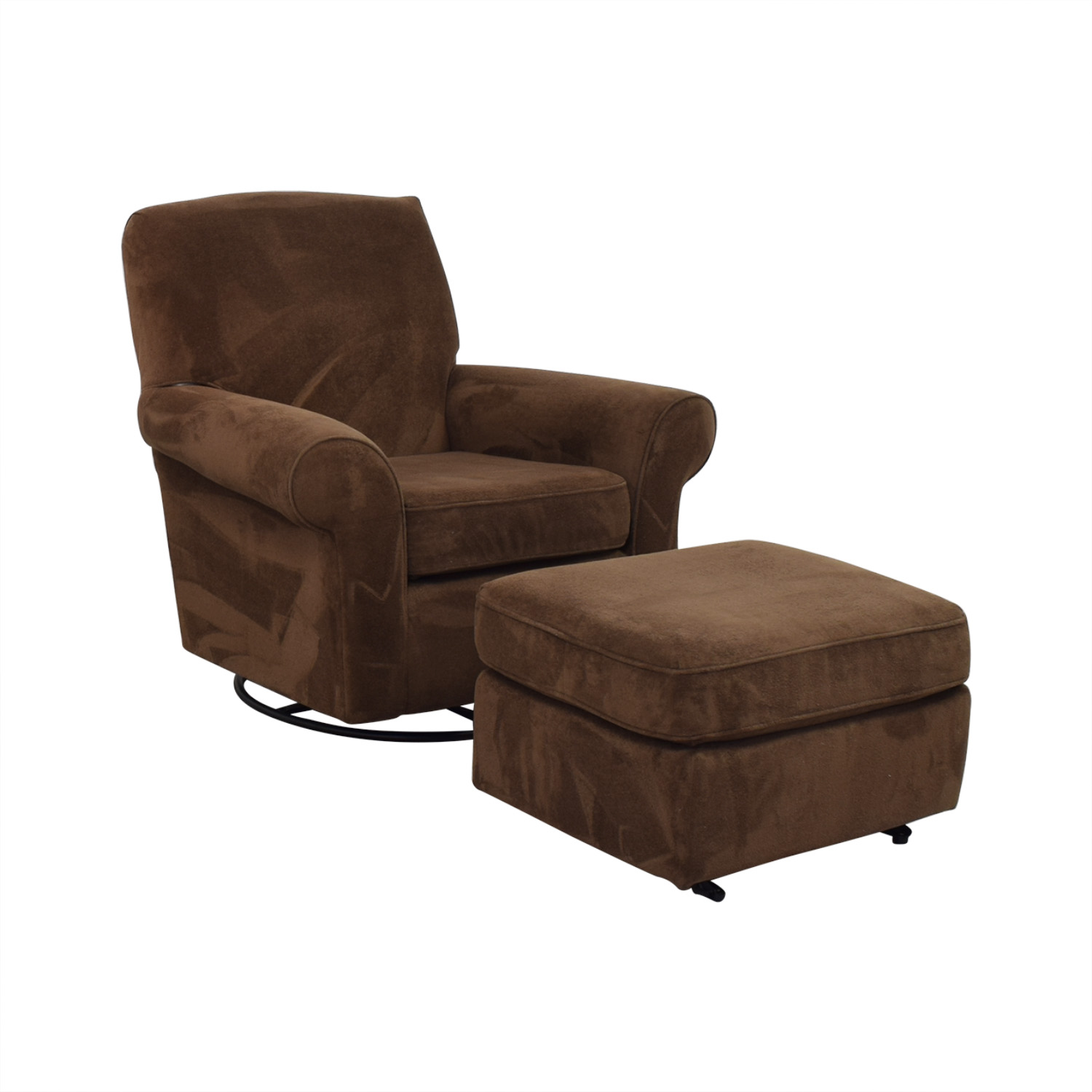 buy Best Chairs Mandy Swivel Glider and Ottoman Best Chairs