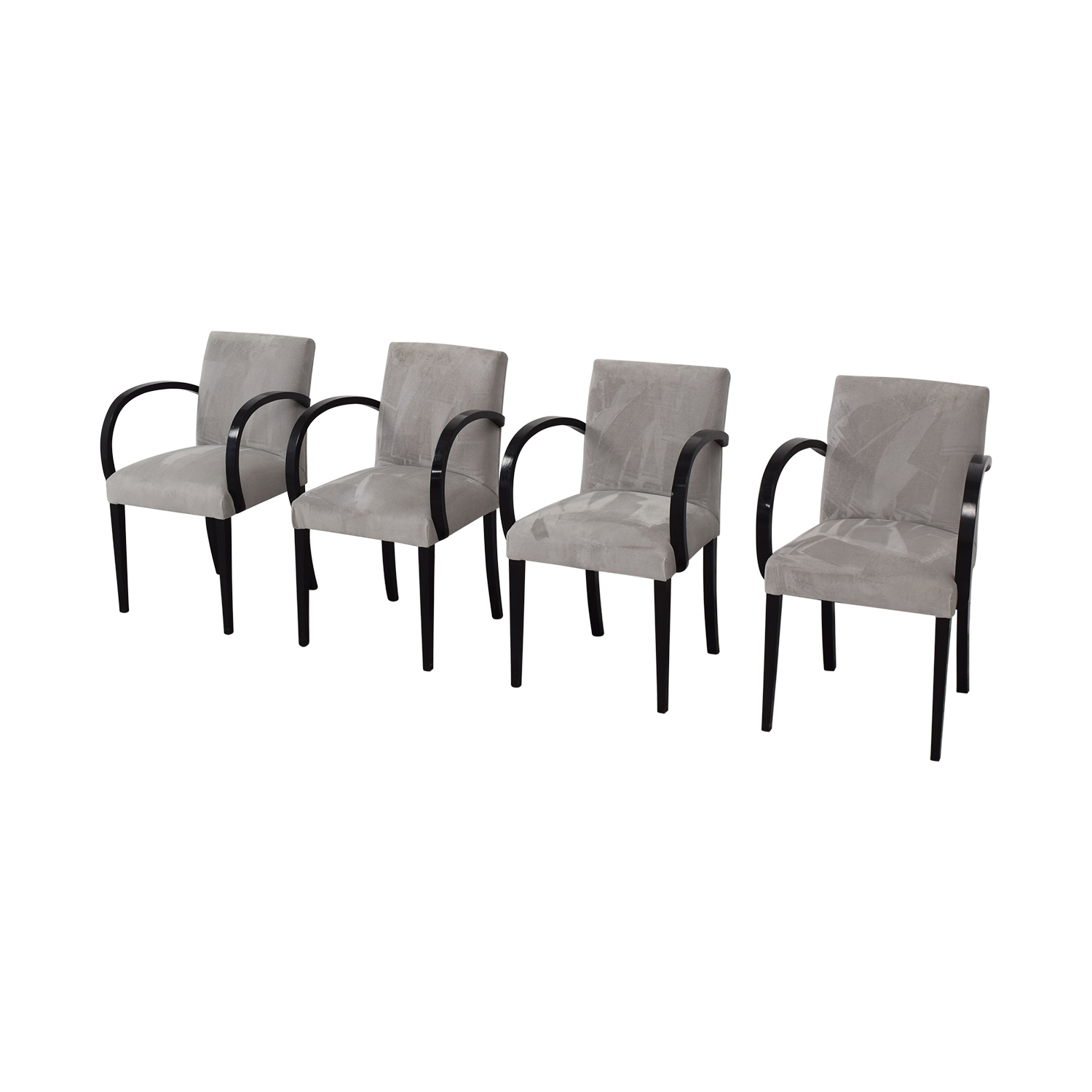 French Art Deco Chairs used