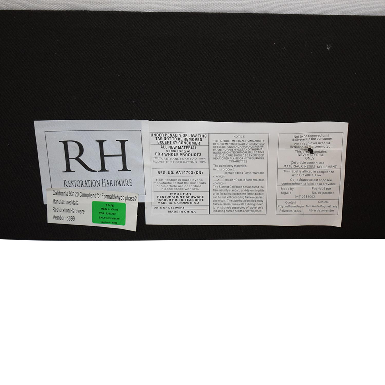 Restoration Hardware Restoration Hardware Modena Queen Platform Bed price