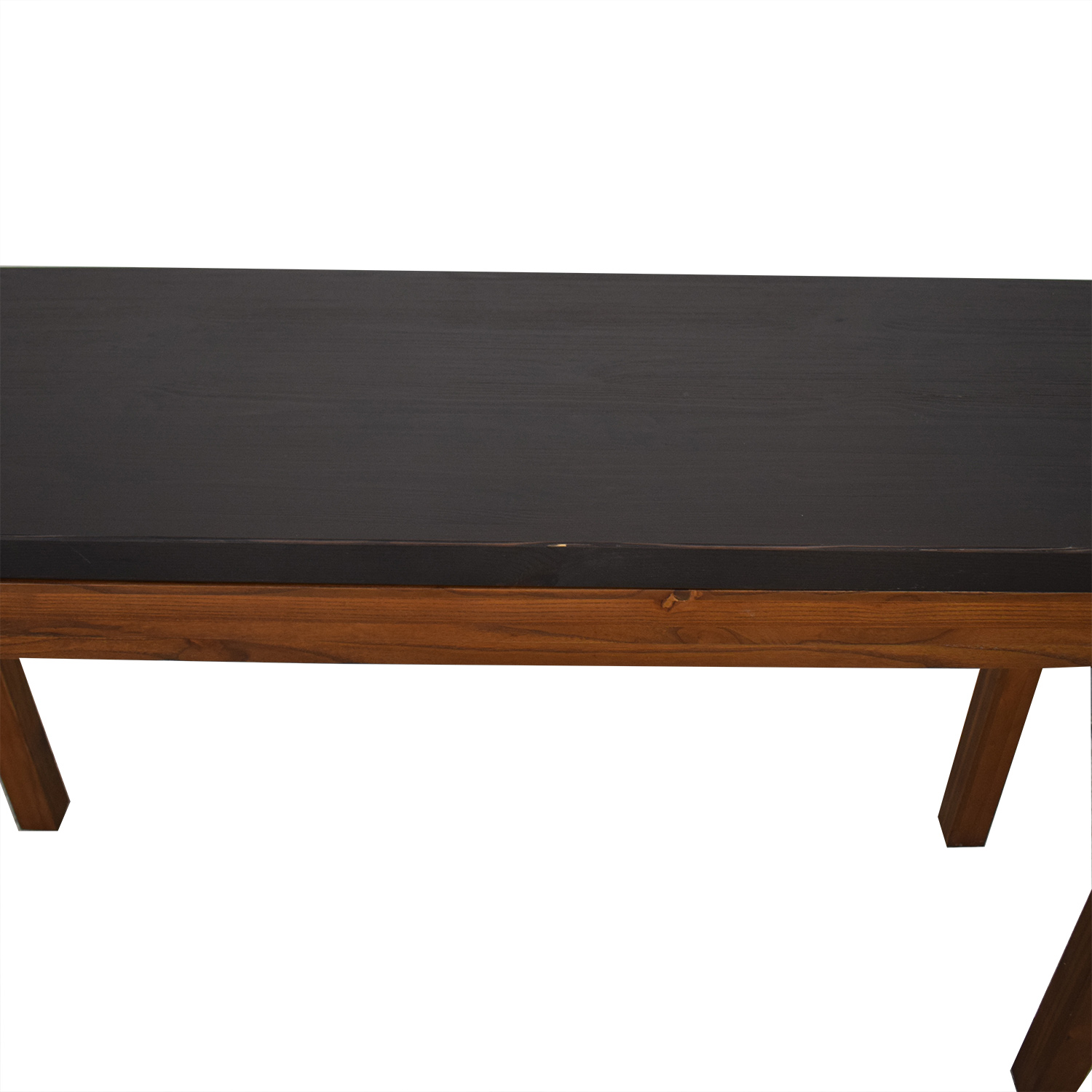 buy Crate & Barrel Parsons High Dining Table Crate & Barrel Tables