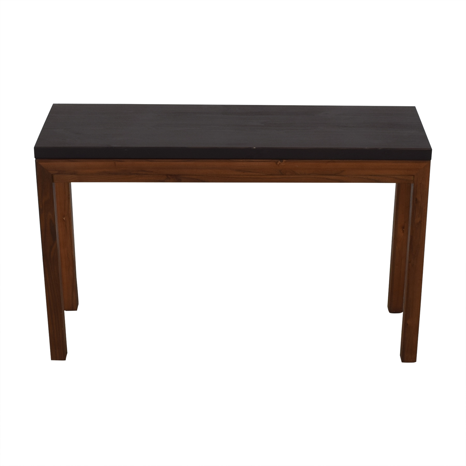 Crate & Barrel Crate & Barrel Parsons High Dining Table second hand