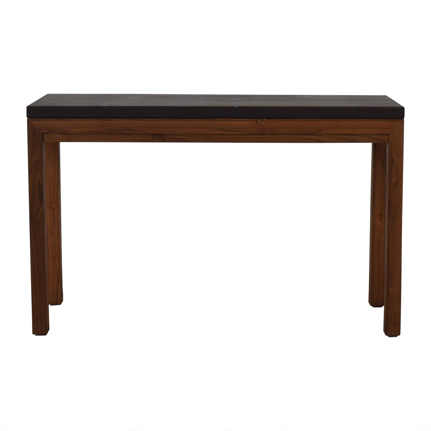 Crate & Barrel Crate & Barrel Parsons High Dining Table price