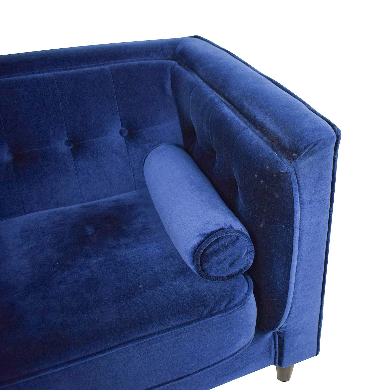 Meridian Furniture Taylor Velvet Sofa / Sofas