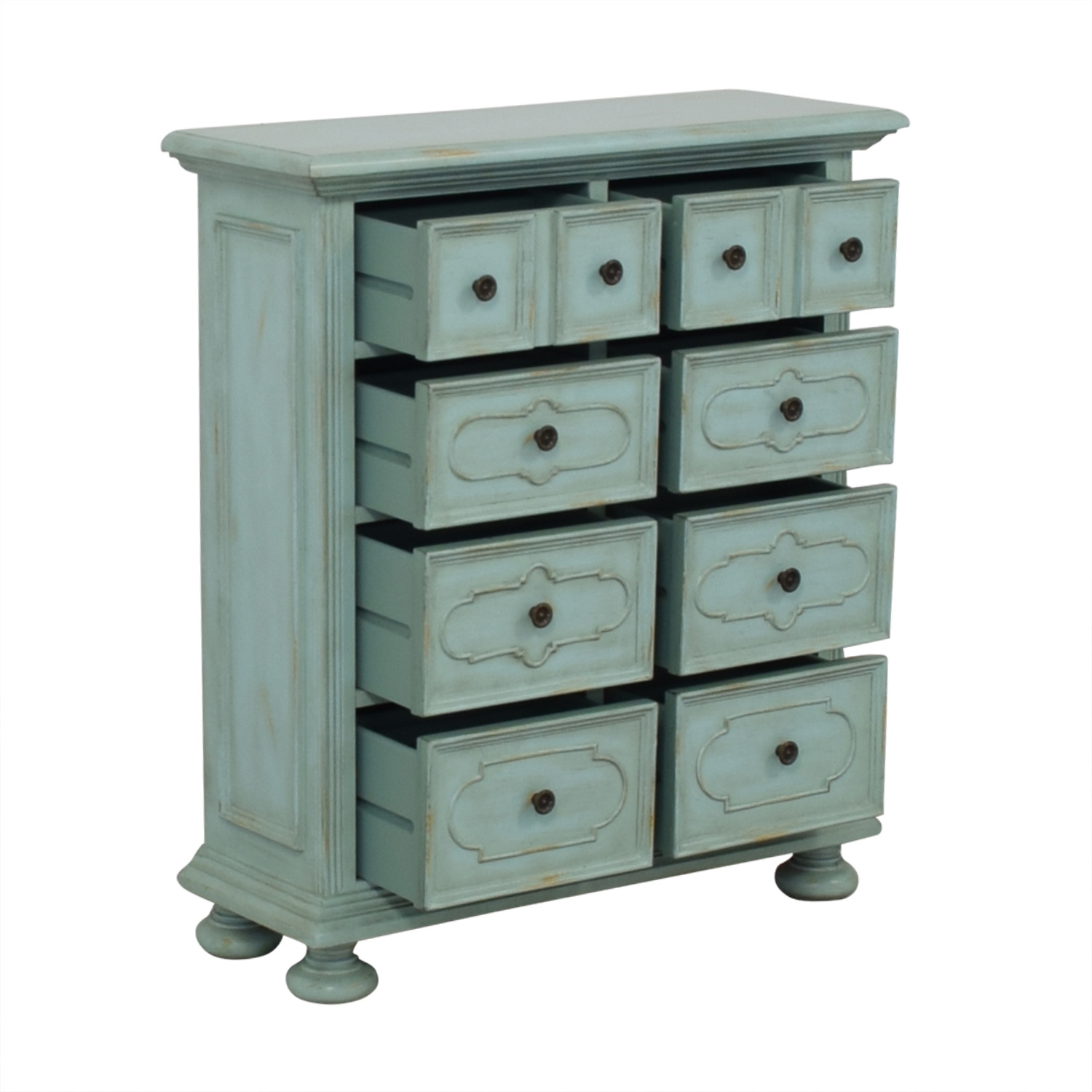 75% OFF   Joss U0026 Main Joss U0026 Main Distressed Dresser / Storage