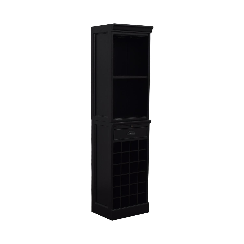 Pottery Barn Pottery Barn Modular Cabinet & Open Hutch Bar Tower nj