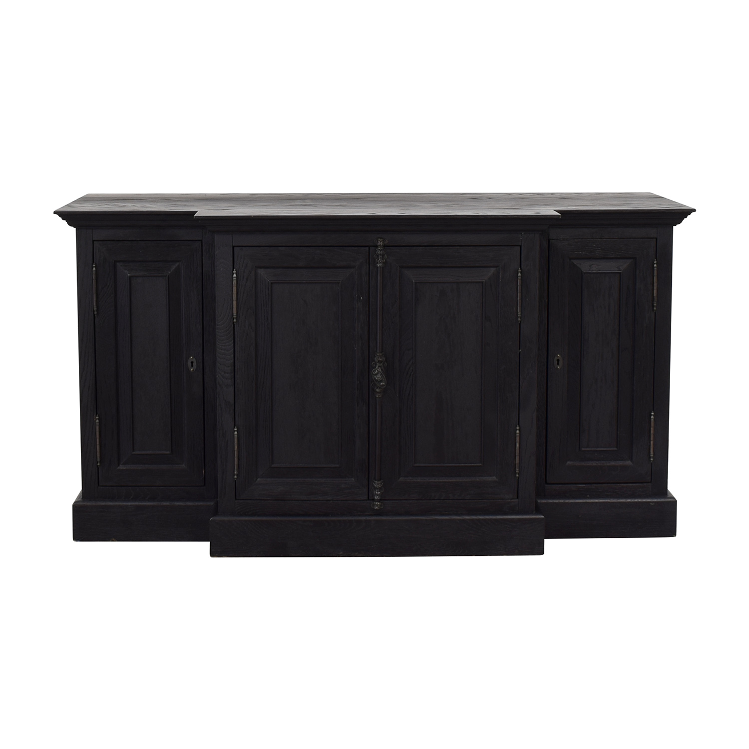 Restoration Hardware Restoration Hardware French Panel Media Console discount