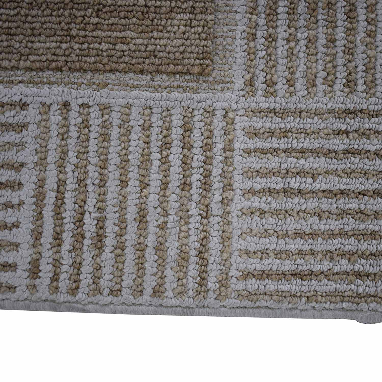 Linear Patterned Rug