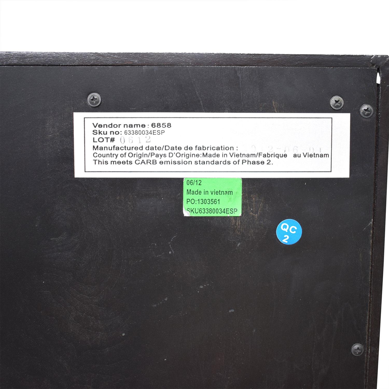 Restoration Hardware Restoration Hardware Portman Six Drawer Dresser nj