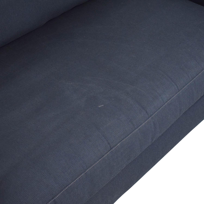 Room & Board Room & Board Hess Custom Sofa blue