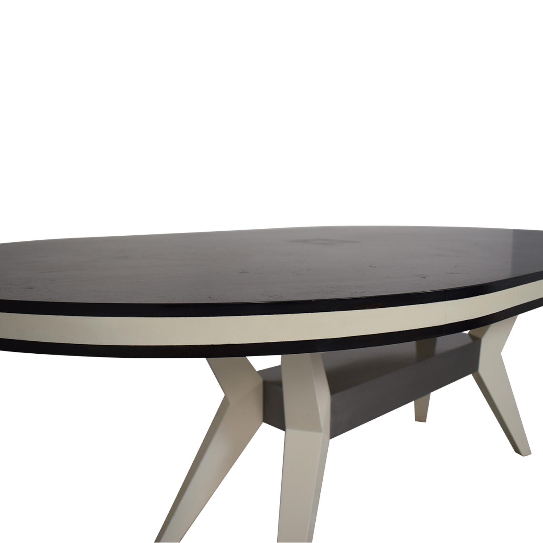 Niermann Weeks Niermann Weeks Dining Table used