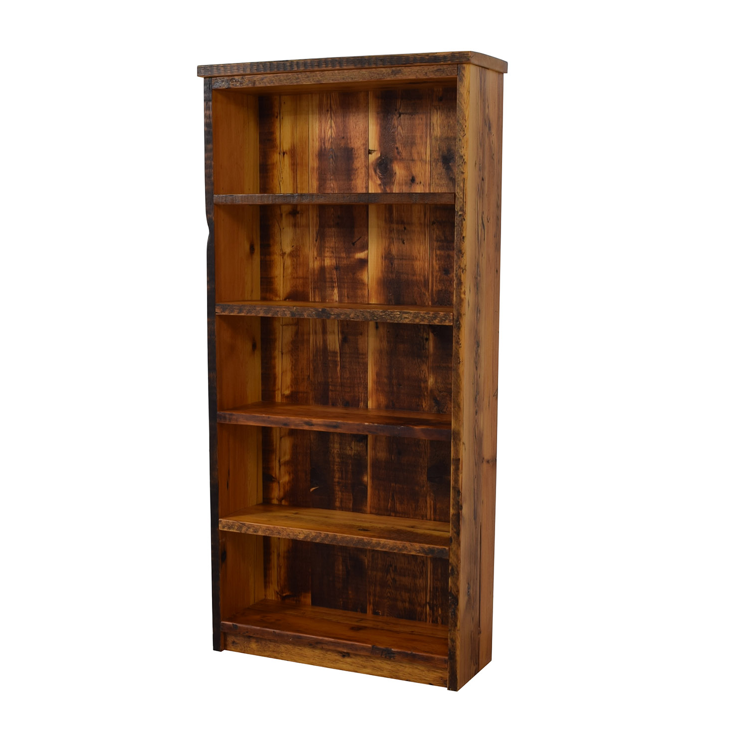 Olde Good Things Reclaimed Pine Bookcase sale
