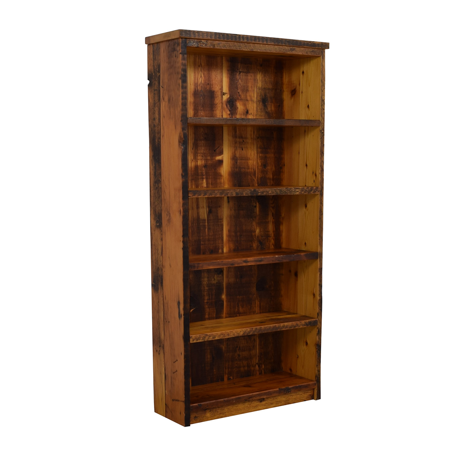 Olde Good Things Olde Good Things Reclaimed Pine Bookcase for sale