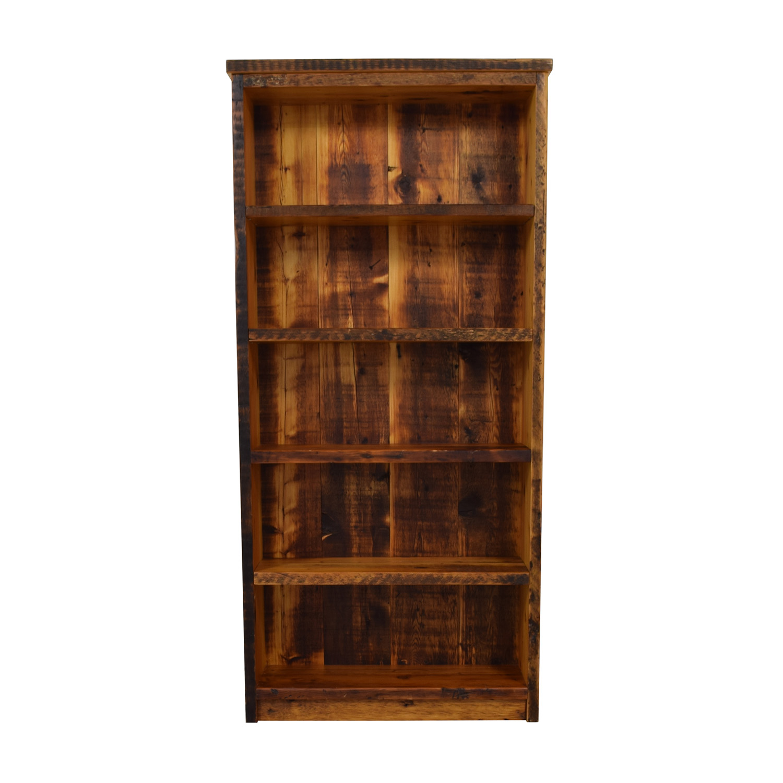 Olde Good Things Olde Good Things Reclaimed Pine Bookcase used
