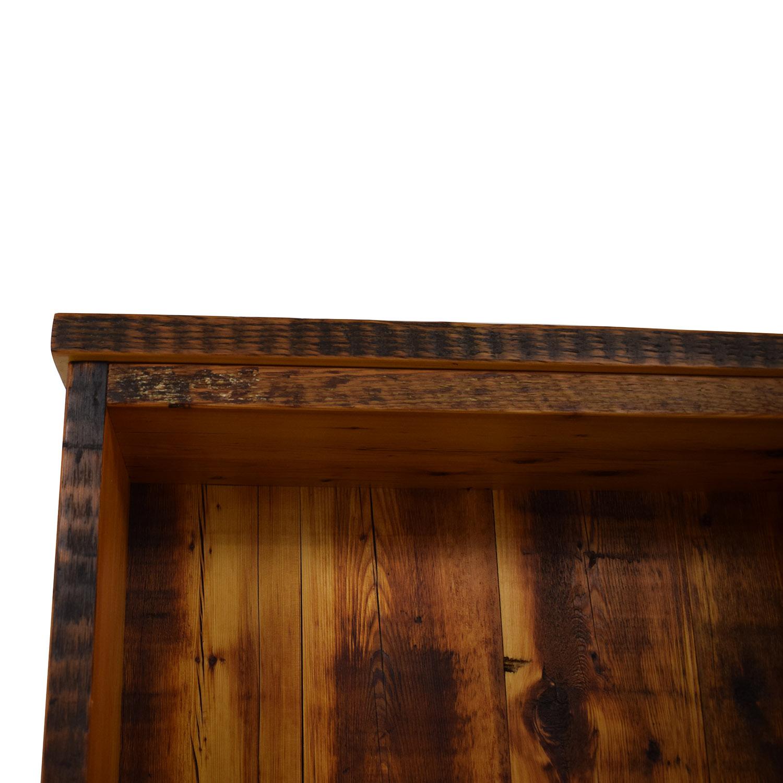 buy Olde Good Things Reclaimed Pine Bookcase Olde Good Things Storage