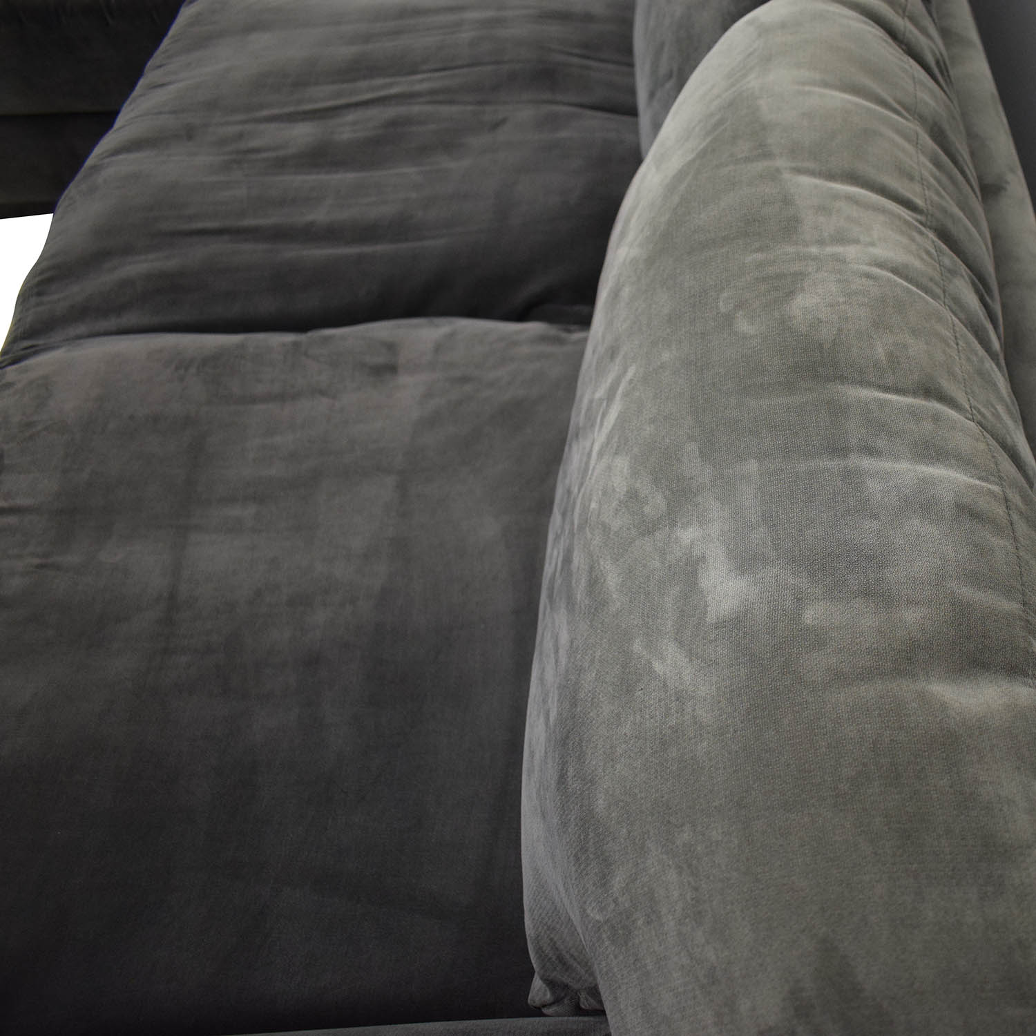 Z Gallerie Z Gallerie Stella Micah Sectional Sofa used