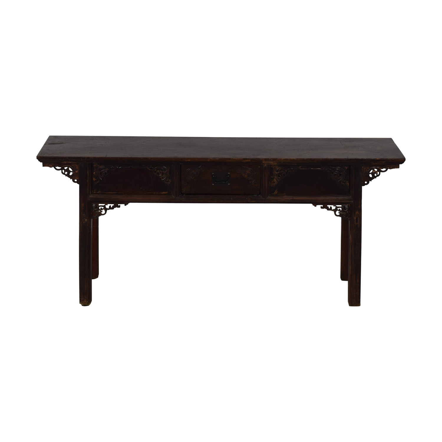 19th Century Qing Dynasty Console Table used