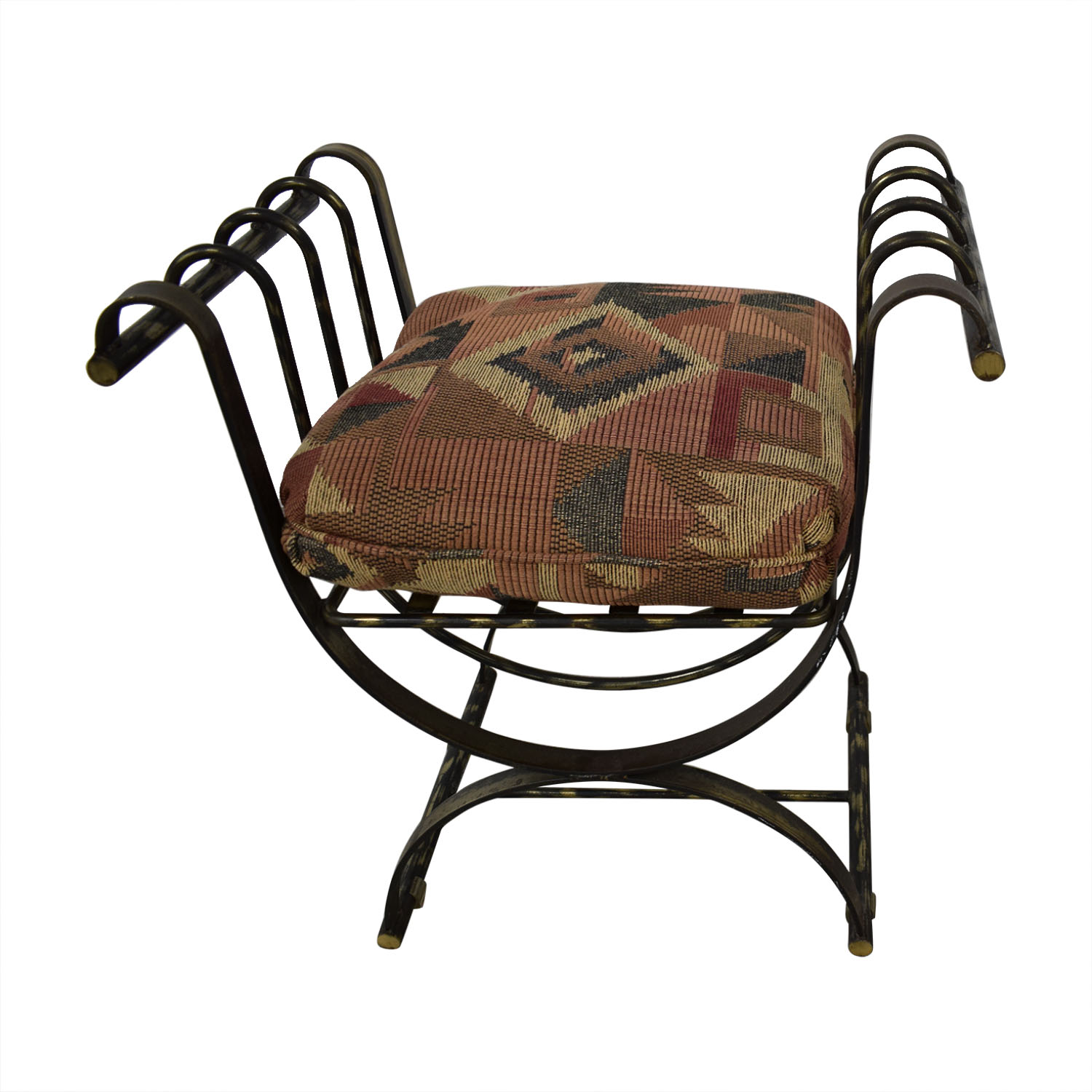 Wrought Iron Decorative Seats