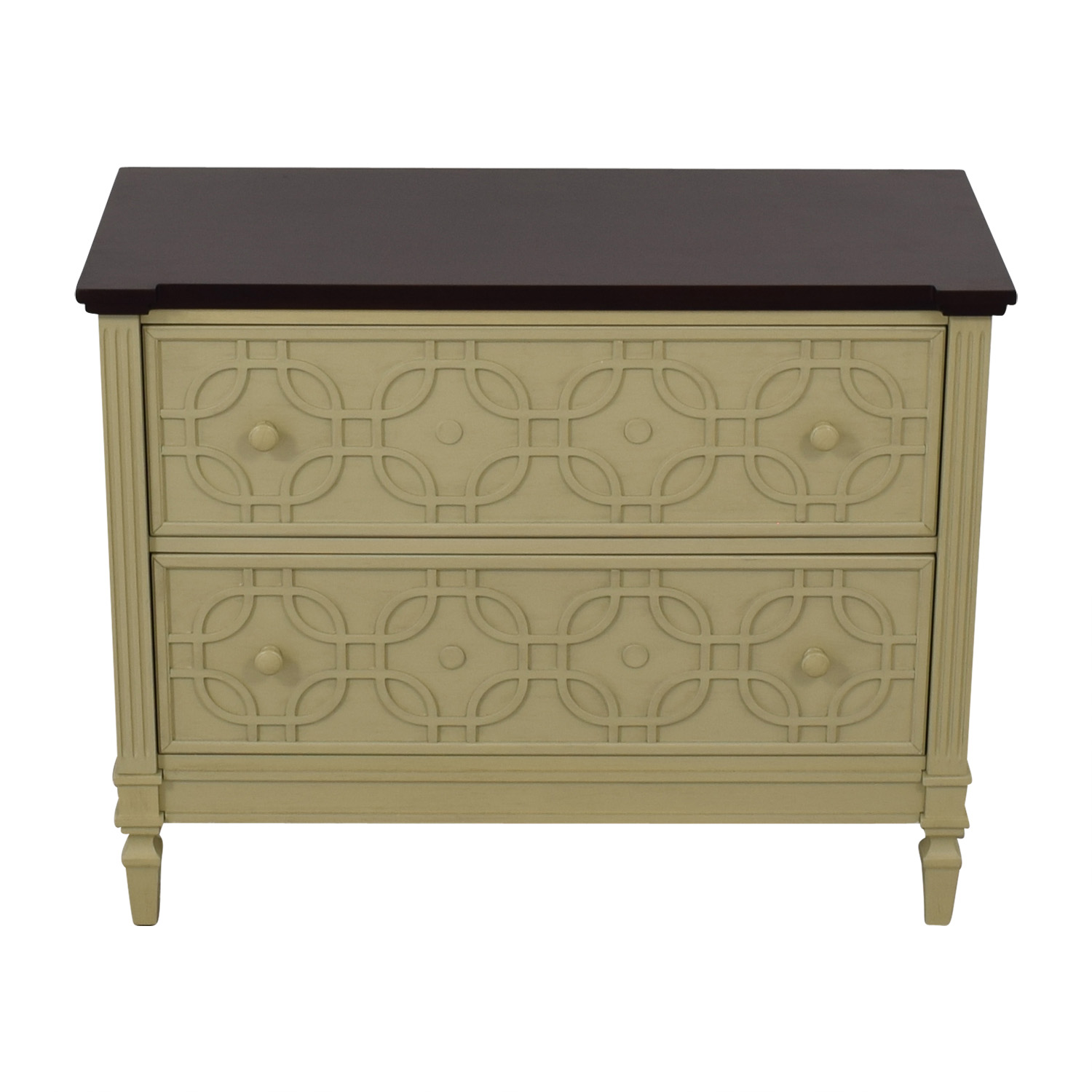 buy Two Drawer Decorative Chest