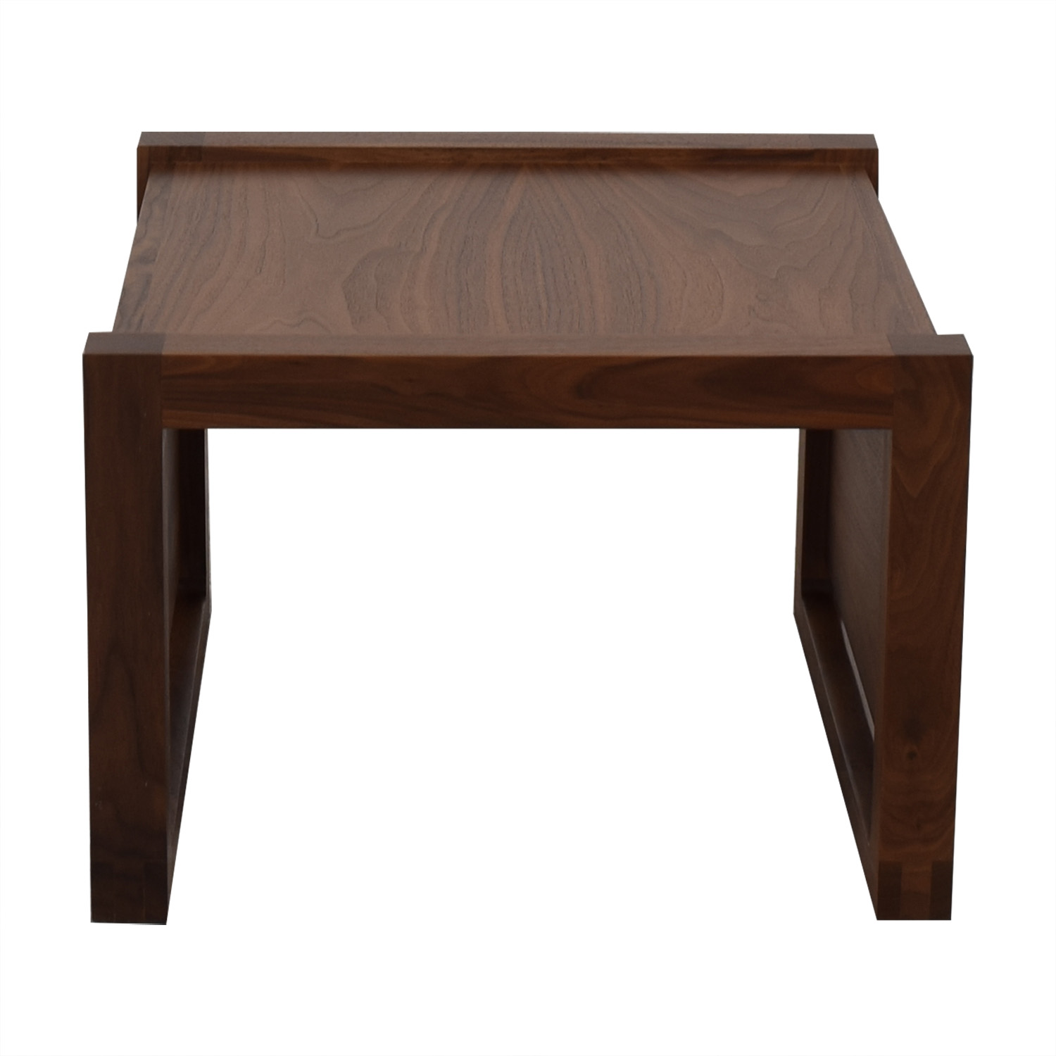 Small End Table brown