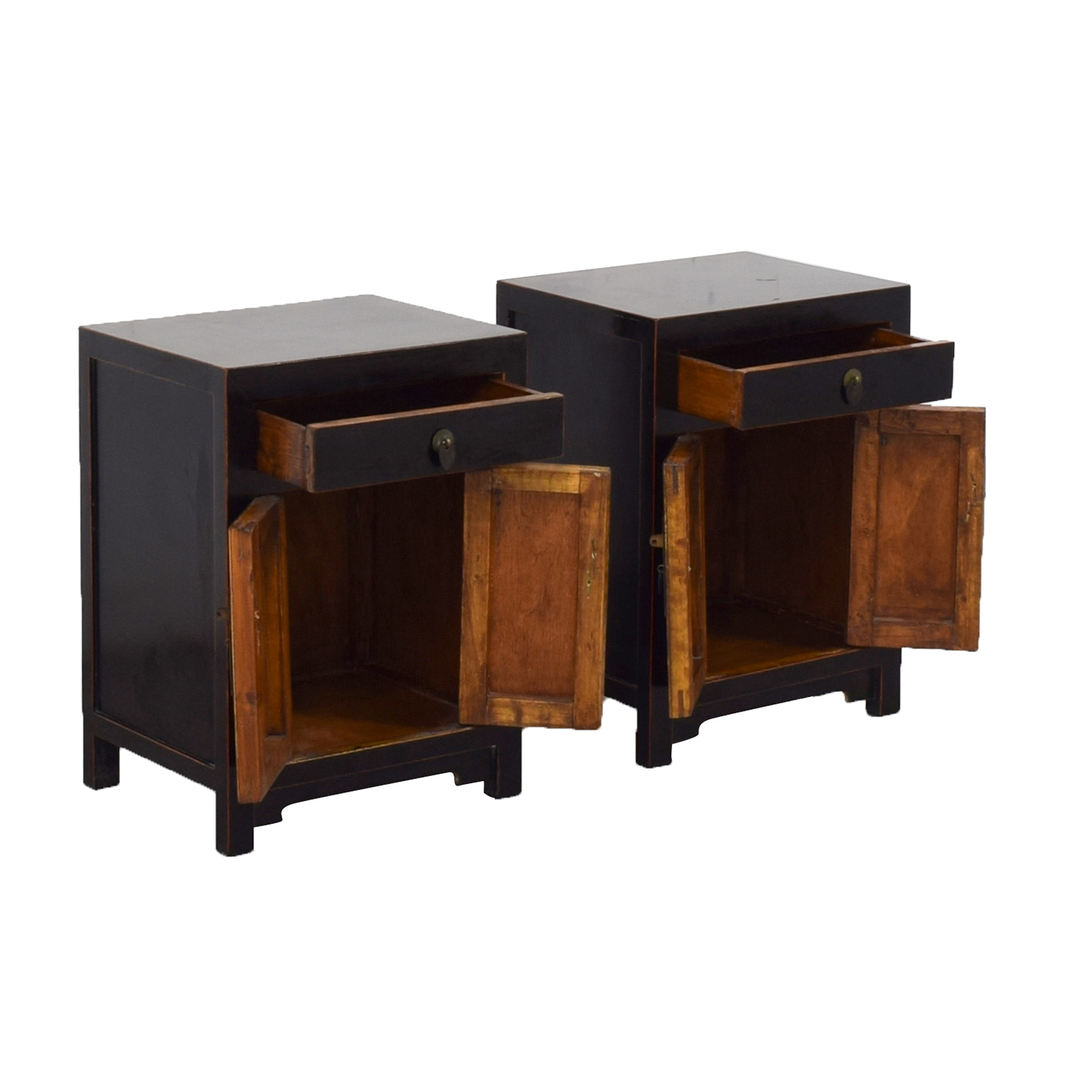 Pair of Asian Night Stands used