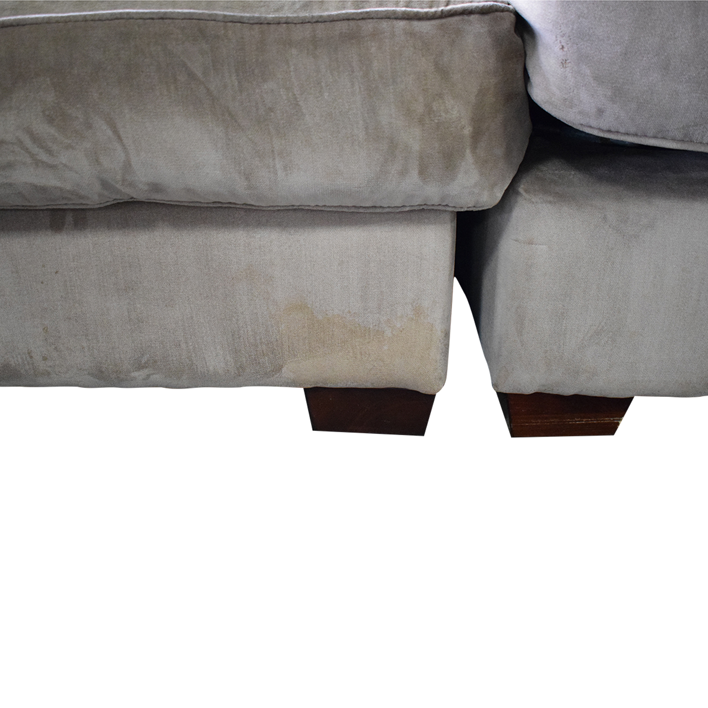 DeCoro DeCoro Sectional Sofa Sectionals