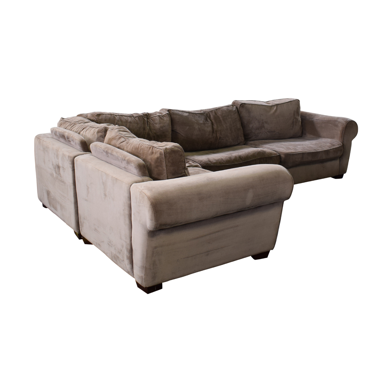 DeCoro DeCoro Sectional Sofa second hand