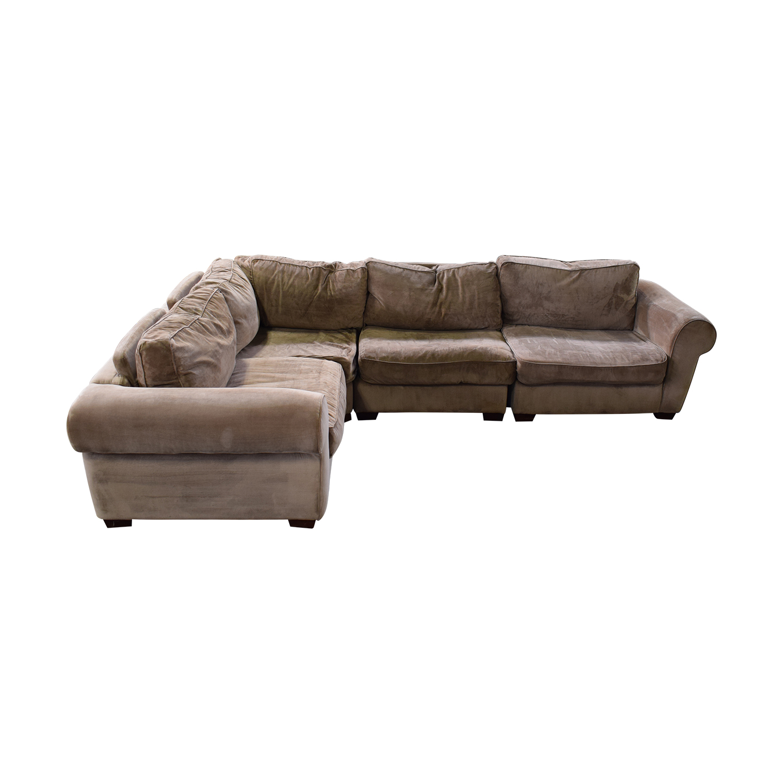 DeCoro Sectional Sofa DeCoro