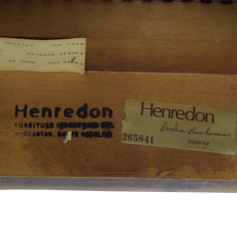 Henredon Furniture Henredon Mahogany Dining Chairs Dining Chairs